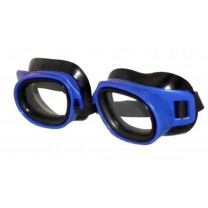 Lunettes piscine bleue