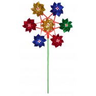 Moulin à vent 7 fleurs