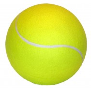 Balle de tennis géante 23 cm