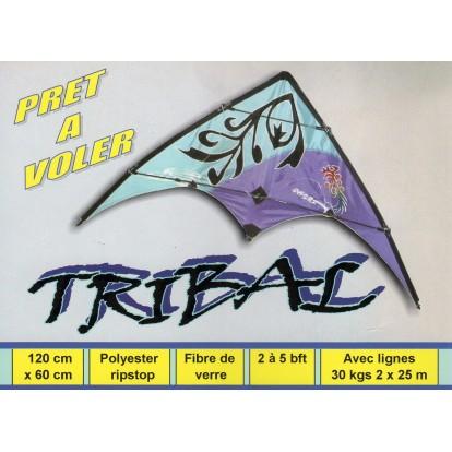 Cerf-volant acrobatique Tribal 120 cm