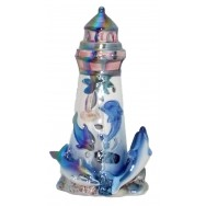 Phare photophore dauphins 17 cm