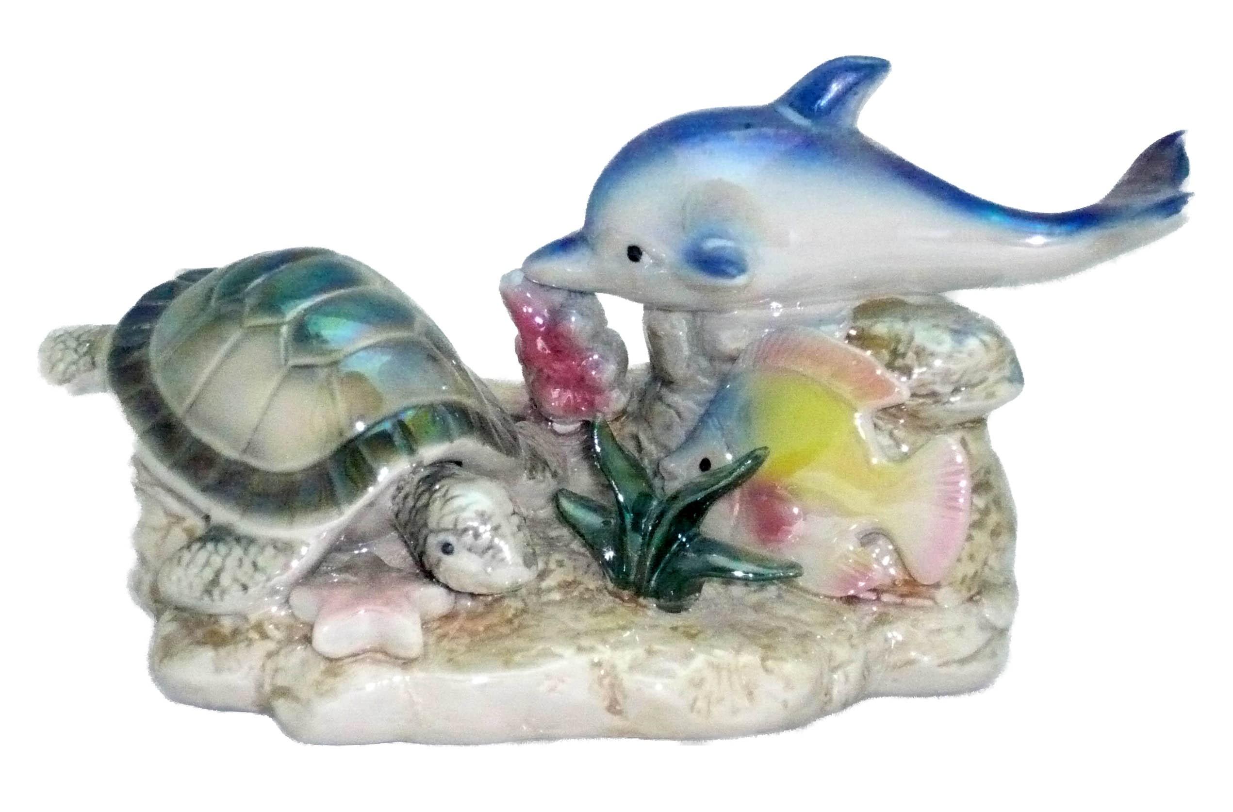 Objet tortue en decoration - Deco marine pas cher ...