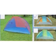 Tente de plage anti-UV 220 x 120 cm