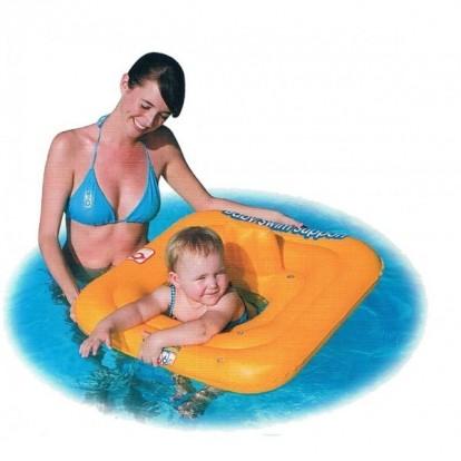 Bouée siège pour bébé - sécurité