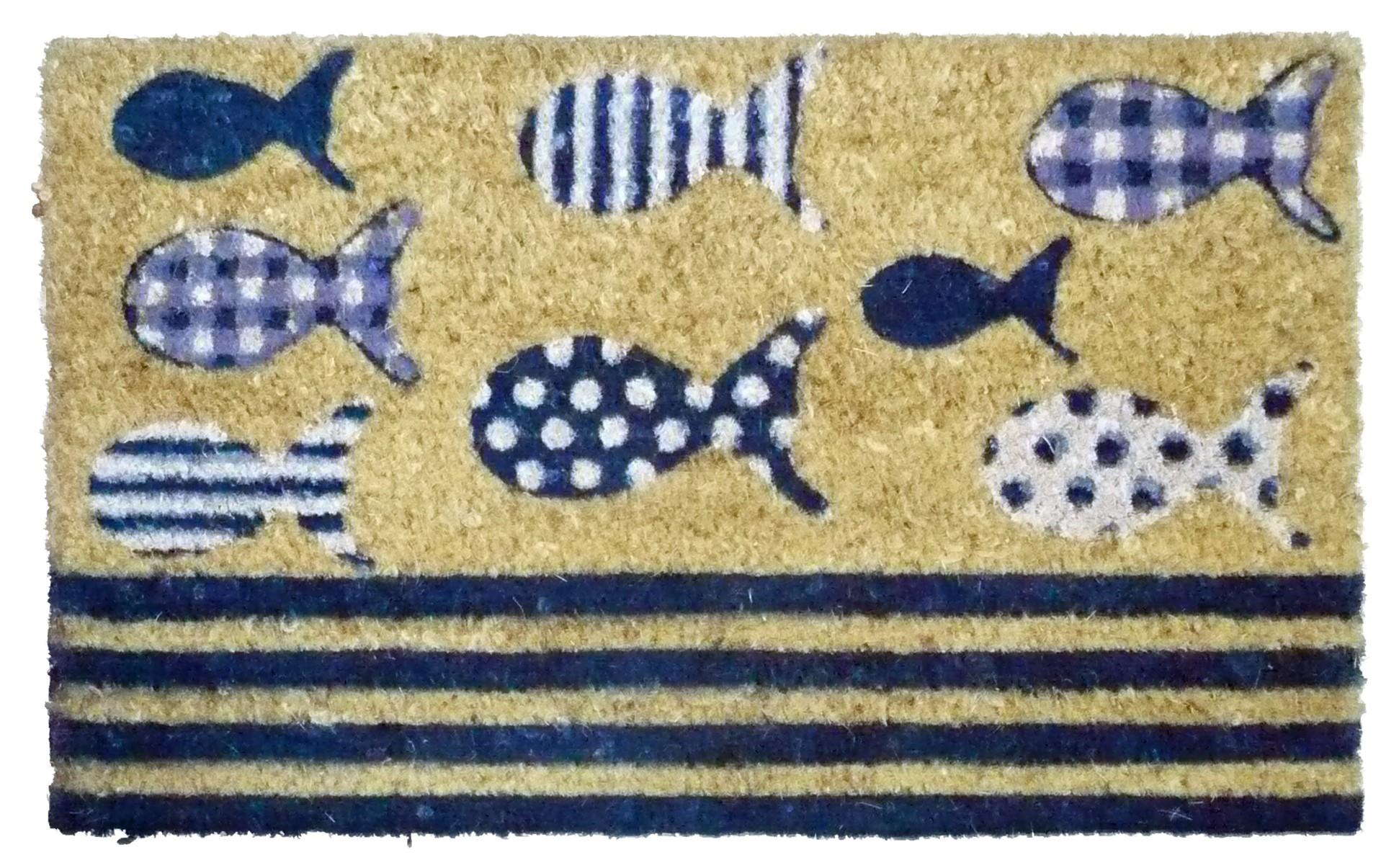 tapis style marin