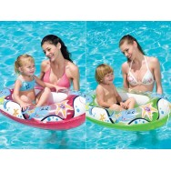 Bateau gonflable pour enfant 102 cm - Jeux et jouets de plage