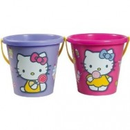 Seau Hello Kitty diamètre 17 cm