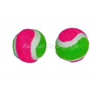 Lot 2 balles beach ball scratch - Raquettes de plage