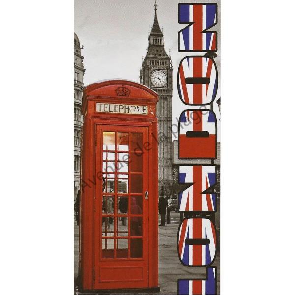 serviette de plage drapeau anglais achat vente drap de bain london pas cher. Black Bedroom Furniture Sets. Home Design Ideas