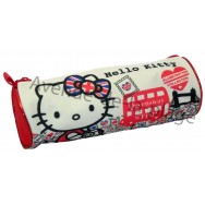 Trousse scolaire Hello Kitty drapeau Anglais - London