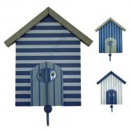 pat re et porte manteau mural marin avenue de la. Black Bedroom Furniture Sets. Home Design Ideas