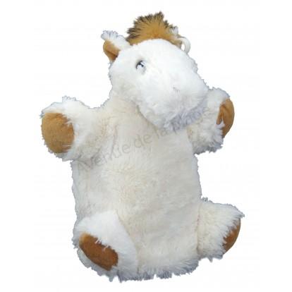 Marionnette peluche cheval