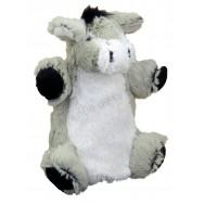 Marionnette peluche âne