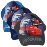 Casquette Cars Lightning McQueen Leader - Formula Racers