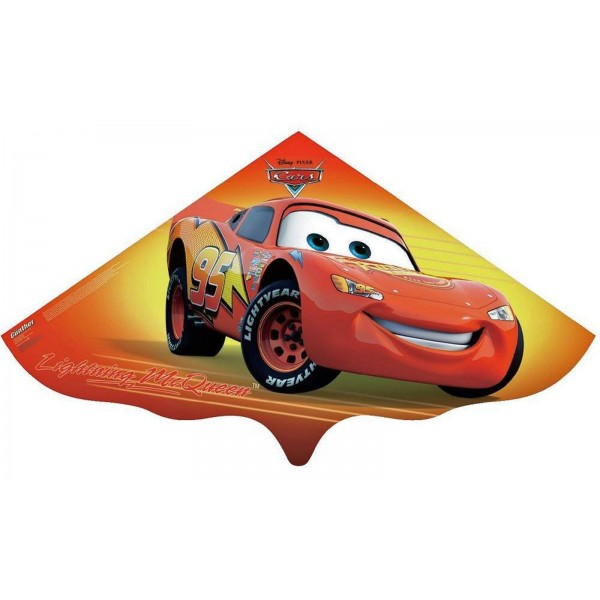 cerf volant cars flash mcqueen jeu disney cars. Black Bedroom Furniture Sets. Home Design Ideas