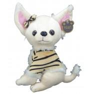Peluche Chihuahua avec manteau