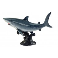 Statuette grand requin blanc