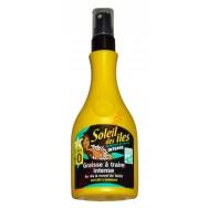 Graisse à traire spray intense Monoï et réa de tahiti.