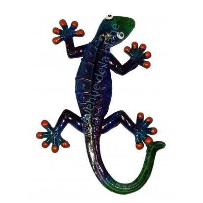 Salamandre à suspendre au mur 16 cm, modèle B.