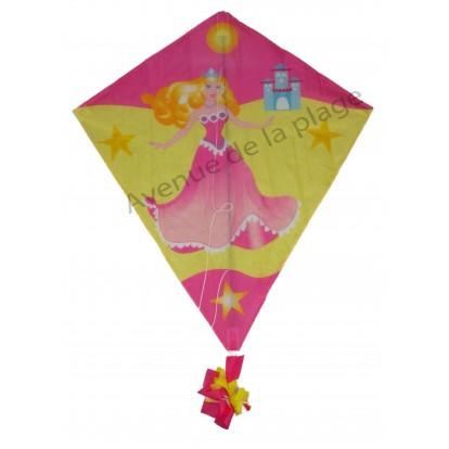 Cerf-volant Princesse pour enfant