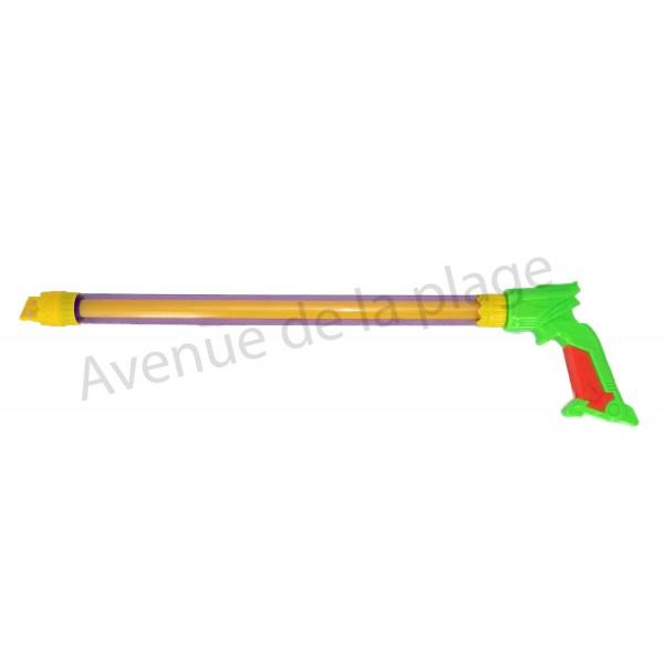 pistolet eau fusil 49 cm pas cher achat vente avenue de la plage. Black Bedroom Furniture Sets. Home Design Ideas