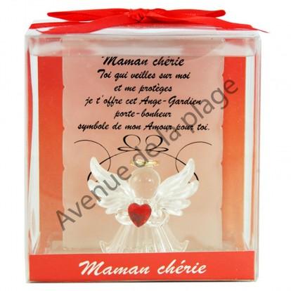 Figurine Ange gardien Maman Chérie