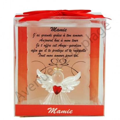Figurine Ange gardien Mamie