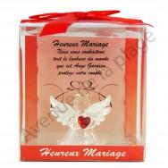 Figurine Ange gardien Heureux Mariage
