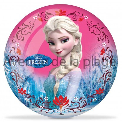 Ballon Reine des neiges 23 cm - Frozen - Princesse Elsa.