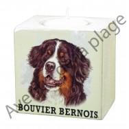 Bougeoir chien - Bouvier Bernois