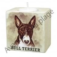 Bougeoir chien - Bull Terrier