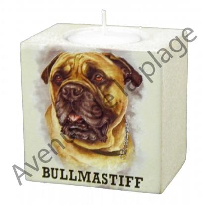Bougeoir chien - Bullmastiff