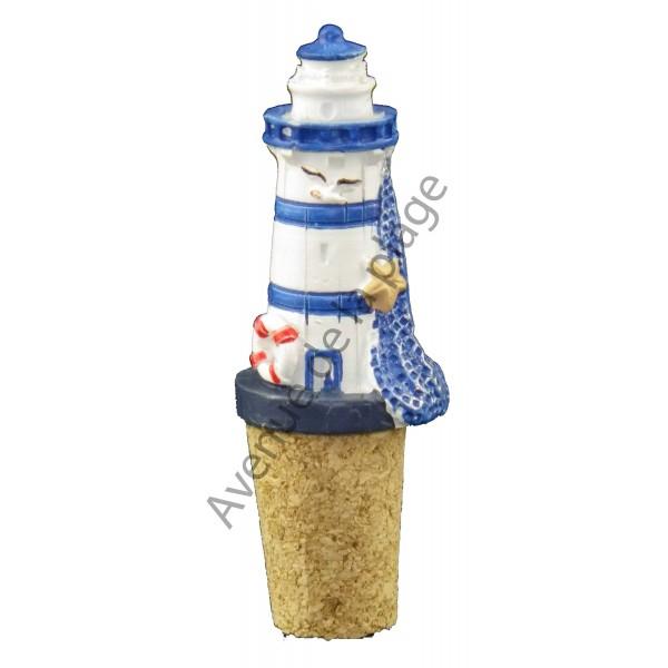 Bouchon de bouteille esprit marin pas cher vente avenue de la plage - Bouchon liege pas cher ...