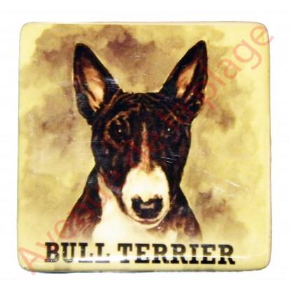 Magnet chien Bull Terrier