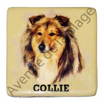 Magnet chien Collie