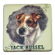 Magnet chien Jack Russel