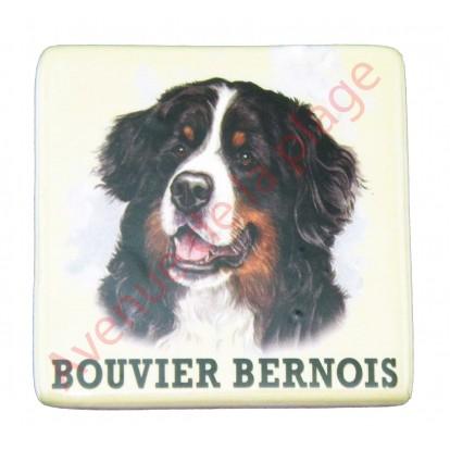 Magnet chien Bouvier Bernois