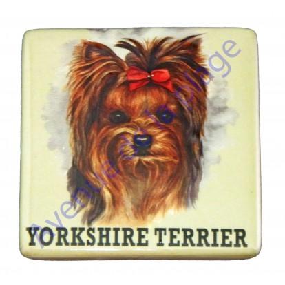 Magnet chien Yorkshire