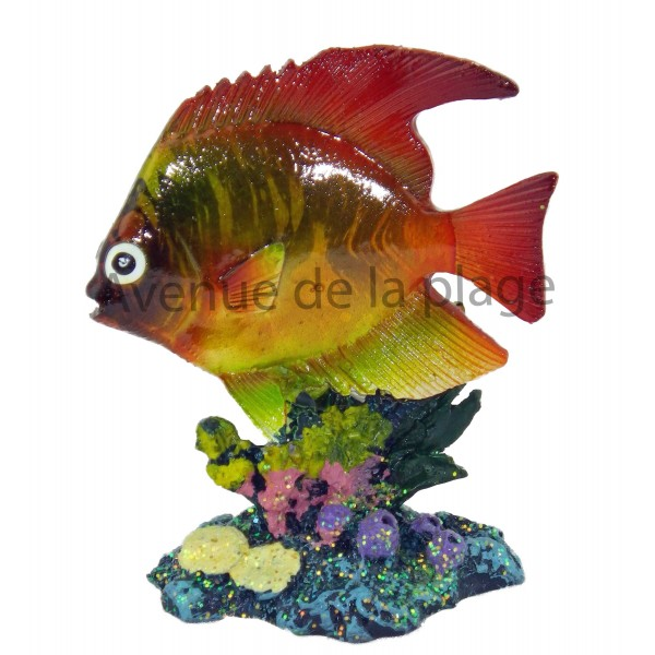 Statuette petit poisson exotique pas cher vente avenue for Acheter poisson