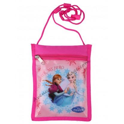 Sacoche plate Reine Des Neiges - Disney Frozen