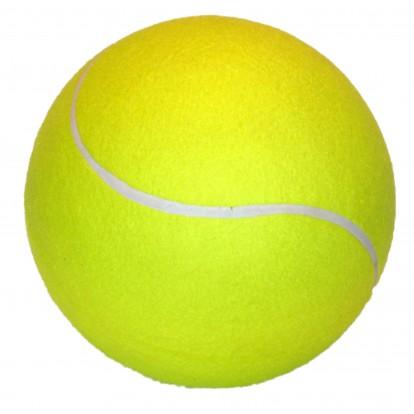 Ballon de tennis 12 cm.