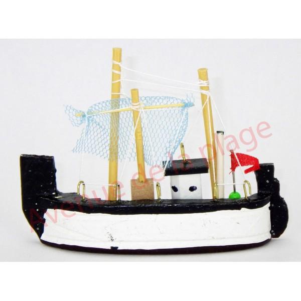 magnet bateau de p che pas cher achat vente avenue de la plage. Black Bedroom Furniture Sets. Home Design Ideas