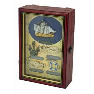 Boîte à clés noeuds marins