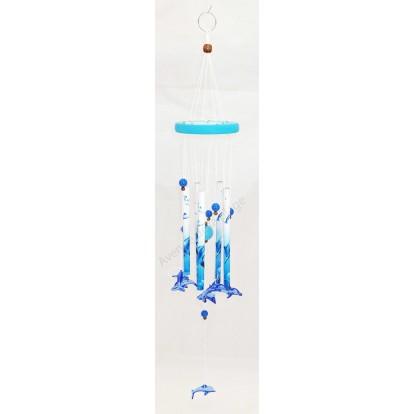 Carillon ban de dauphins 60 cm