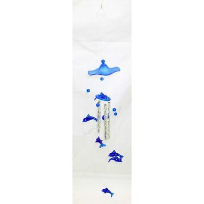 Carillon mobile dauphin 55 cm