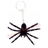 Porte clés araignée