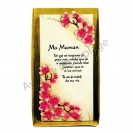 "Plaque message ""Ma Maman"""