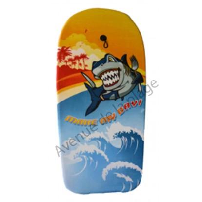 Bodyboard Requin affamé