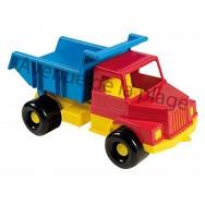Camion de chantier en plastique 29 cm