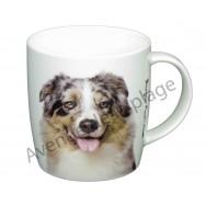 Mug chien Berger Australien